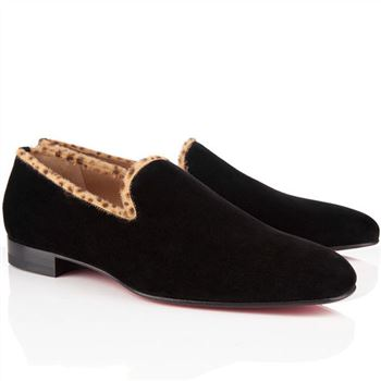 Christian Louboutin Dandy Loafers Brown