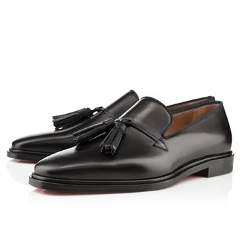 Christian Louboutin Daddy Orlato Loafers Black
