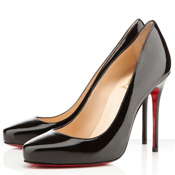 Christian Louboutin Elisa 100mm Pumps Black
