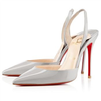 Christian Louboutin Ever 100mm Special Occasion Beige