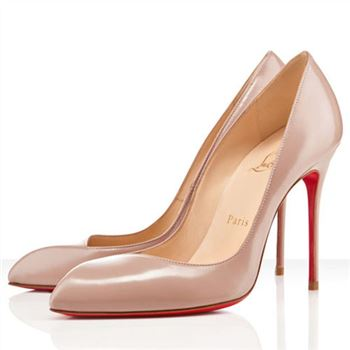 Christian Louboutin Corneille 100mm Pumps Nude