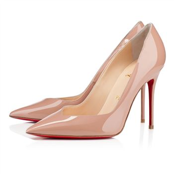 Christian Louboutin Completa 100mm Pumps Nude